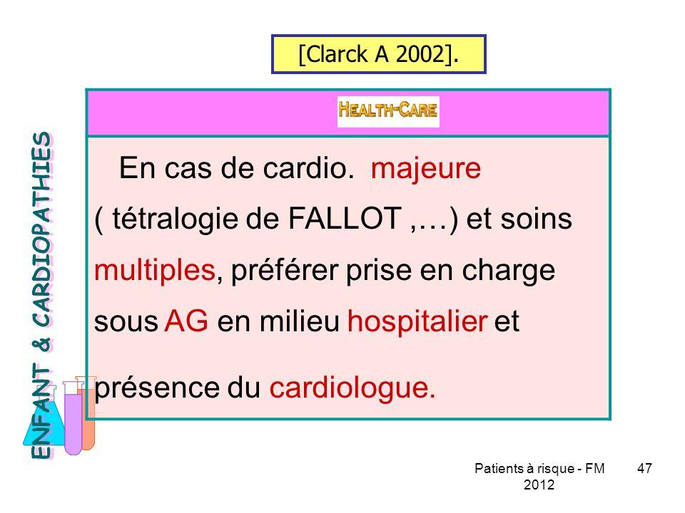 [Clarck A 2002].
